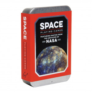Playing Cards - Space