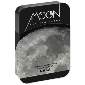 Playing Cards - Moon (by NASA)