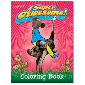 Coloring Book - Super Awesome!