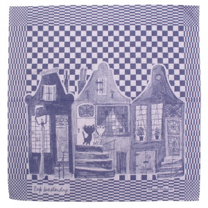 Tea Towel - Canal Houses Fiep Westendorp