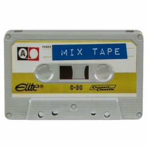 Tin Box - Mix Tape