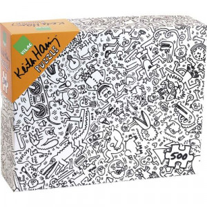 Puzzel Keith Haring | AboutNow.nl
