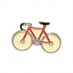 Pin - Red Bicycle