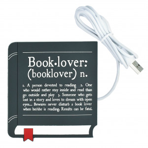 Mug Warmer - Book Lover