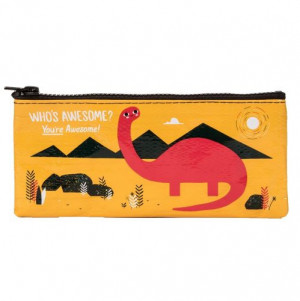 Pencil Case - Who's Awesome? You Are!