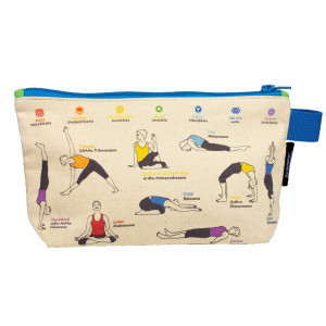 Zipper Bag - Yoga