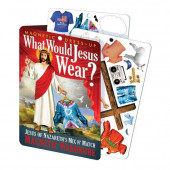 Magnetic Dress-Up - What Would Jesus Wear?