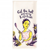 Dish Towel - Get The Hell Out
