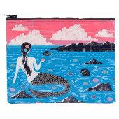 Zipper Pouch - Mermaid