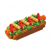 Nanoblock - Hot Dog