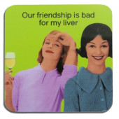 Coaster - Our Friendship