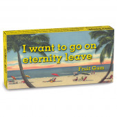 Gum - I Want To Go On Eternity Leave