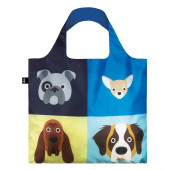 LOQI Tote Stephen Cheetham - Dogs