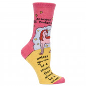 Woman Socks - Always Be A Unicorn