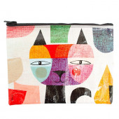 Zipper Pouch - Mister Cat