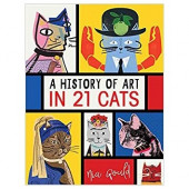 Book - A History of Art in 21 Cats