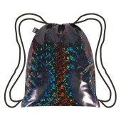 LOQI Backpack Metallic - Prism