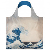 LOQI Tote Museum - The Great Wave