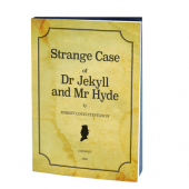 Notebook Libri Muti - Strange Case of Dr. Jekyll and Mr. Hyde