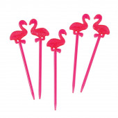 Cocktail Sticks - Flamingo