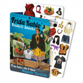 Magnetic Dress-Up - Frida Kahlo