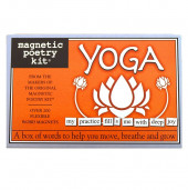 Magnetic Poetry Kit - Yoga