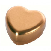 Heart Box - Gold