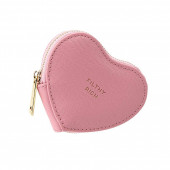 Heart Coin Purse - Filthy Rich (Pink)