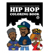 Coloring Book - Hip Hop
