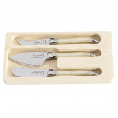Cheese Knives - Laguiole Mother of Pearl