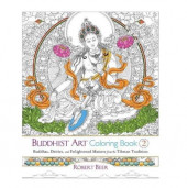Coloring Book - Buddhist Art