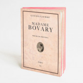 Notebook Libri Muti - Madame Bovary