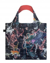 LOQI Tote Museum - World Map