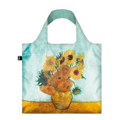 LOQI Tote Museum - Vase with Sunflowers