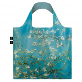 LOQI Tote Museum - Almond Blossom