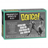 Magnetic Poetry - Dance