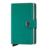 Mini Wallet Secrid - Original Emerald