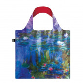 LOQI Tote Museum - Water Lilies