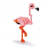 Nanoblock - Greater Flamingo