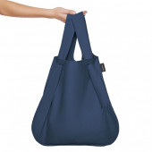 Backpack & Tote - Navy Blue