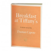 Notebook Libri Muti - Breakfast at Tiffany's
