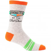 Men Socks - Ringmaster of the Shit Show
