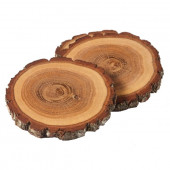 Coasters - Tree Wooden