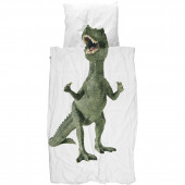 Bed Sheets 140x220 - Dino