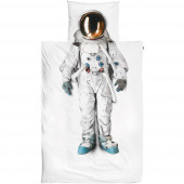 Bed Sheets 140x220 - Astronaut