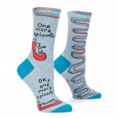 Woman Socks - One More Episode