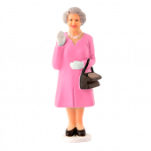 Solar Figure - Queen Pink Dress