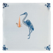 Storytile Small - Stork Pink