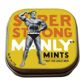 Candy - Super Manly Mints