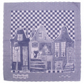 Dish Towel - Canal Houses Fiep Westendorp